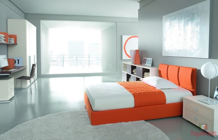 http://www.drissimm.com/wp-content/uploads/2015/06/cozy-favorite-colorful-bedroom-ideas-with-orange-plaform-bed-with-white-bedsheet-plus-orange-blaket-then-wide-glass-window-for-nice-bedroom-idea.jpg