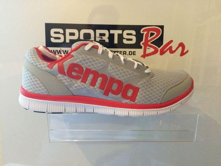 Kempa K-FLOAT fire red Handball Schuhe in unserem eBay-Shop 🚀