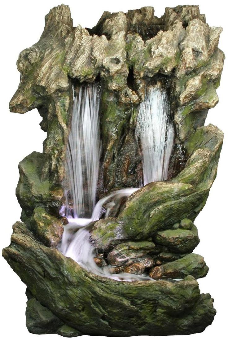 декоративный водопад картинки того