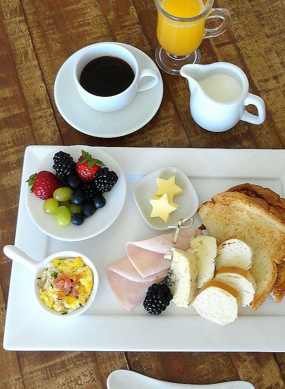 Café da Manhã Gourmet