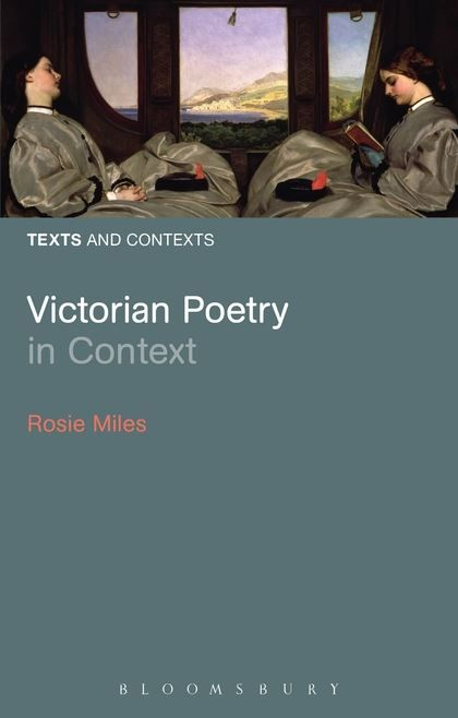 Victorian Poetry in Context offers a lively and accessible introduction to the diverse range of poetry written in the Victorian period. Considering such issues as reform and protest, gender, science and belief this book sets out the social and cultural contexts for the poetry of a fast-changing era. Sections on Victorian poetics, form and Victorian voices introduce the key literary contexts of poetry's production, and poetic innovations of the period such as the dramatic monologue are hig...