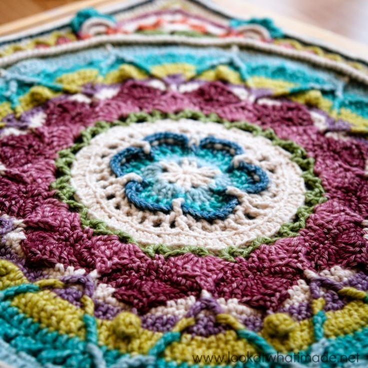 512 best Häkeln images on Pinterest | Bubbles, Crochet potholders ...
