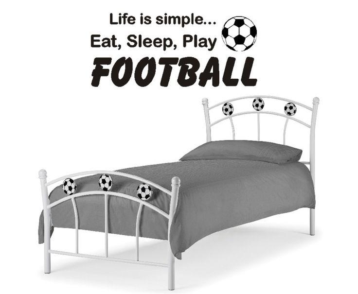 EAT, SLEEP, PLAY FOOTBALL