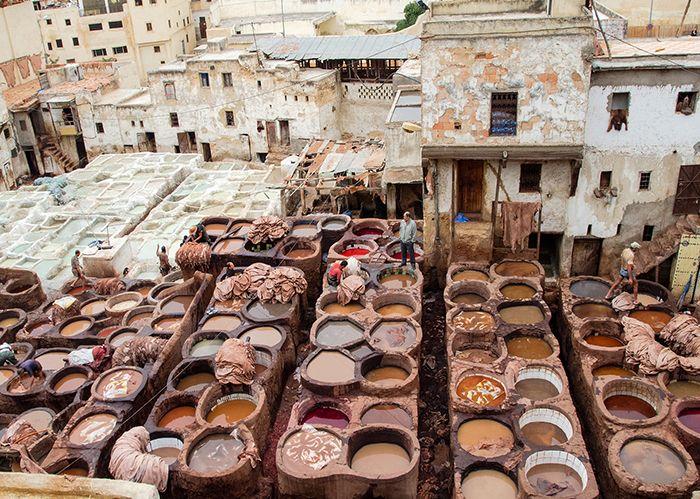 Marokko Rundreise: 4 Königsstädte im Orient