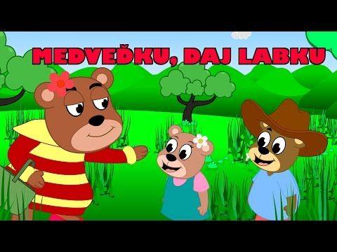 Medveďku, daj labku + 10 pesničiek | Zbierka | 14 minútový mix | Slovenské detské pesničky - YouTube