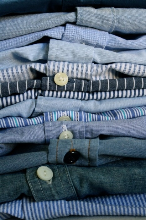 Chambray - amazing source material