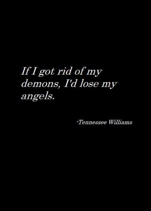 #quote Tennessee #williams