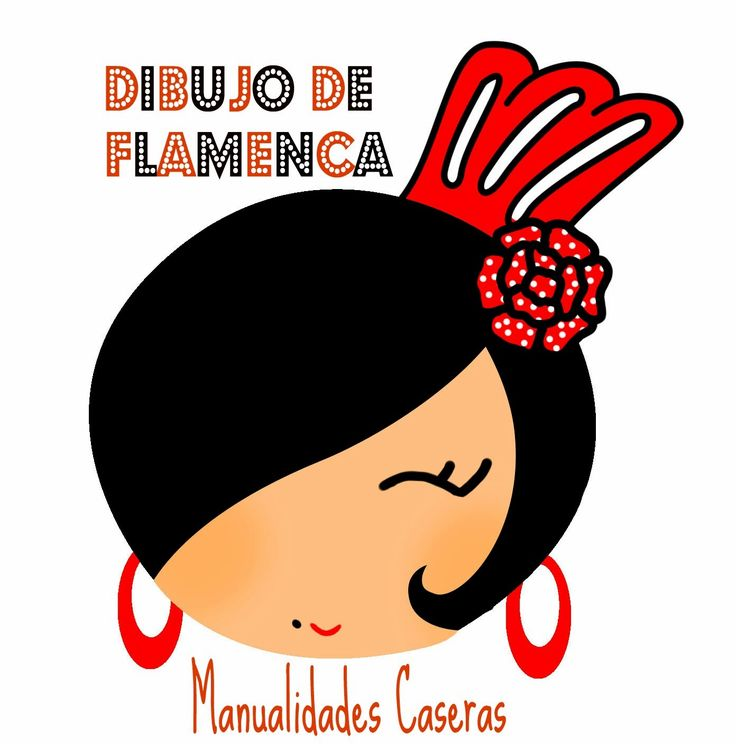 Manualidades Caseras Faciles diseño del logo de manualidades caseras versión flamenca
