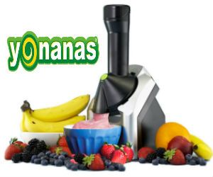 #Win a #Yonanas #Machine! *Competition closes Jan 31st* #contest #health #fitness #nutrition #dessert