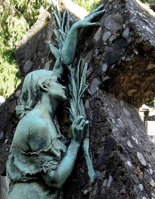 Monumental Cemetery (Milan, Italy) by JJKDC, via Flickr