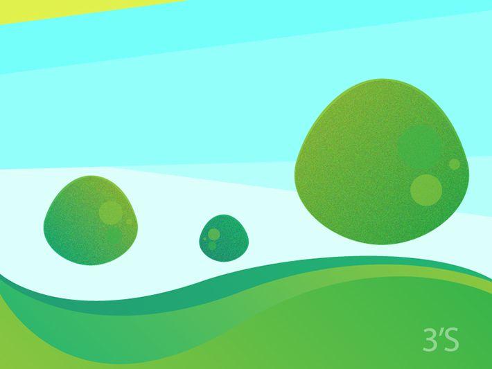 Adobe Illustrator techniques by Viwe Mfaku