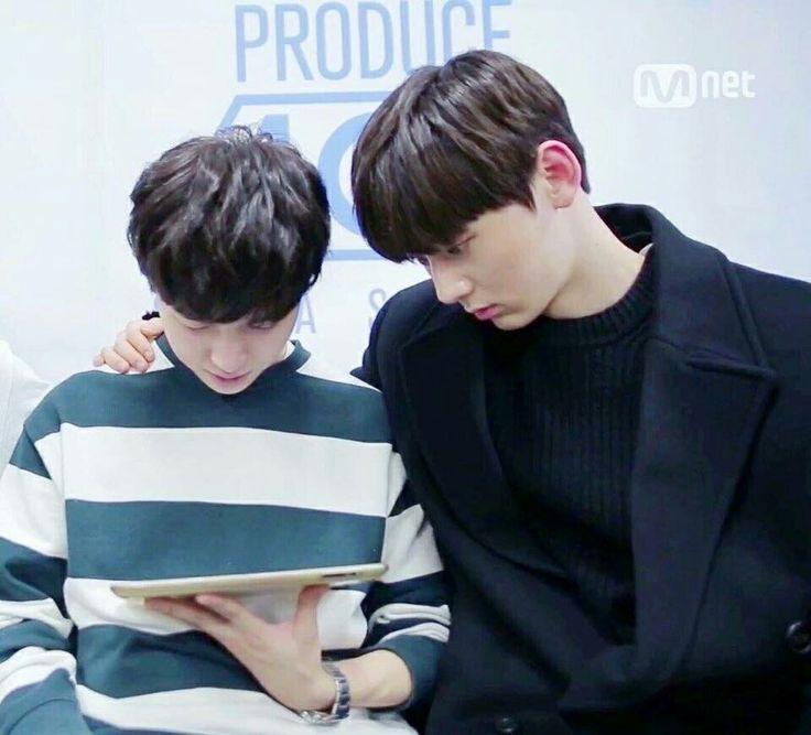 Jaehwan & Minhyun♡