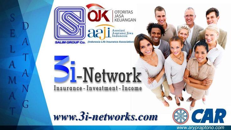 Presentasi 3i Networks by Ary Praptono via slideshare