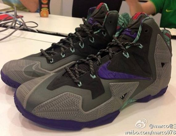 terracotta lebrons 2 Terracotta Warrior Nike LeBron 11