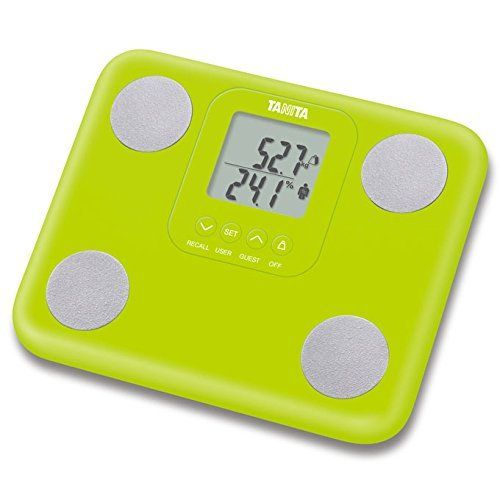 Tanita – BC-730GR – Balance Impédancemètre – 8 Mesures: The Tanita BC730G body composition monitor helps you understand and monitor your…