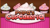Papa's Cupcakeria www.primarygames.com