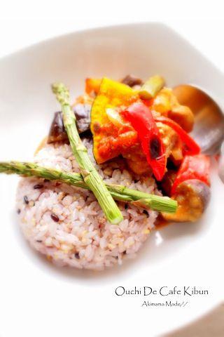 ルクエで夏野菜カレー by あきmamaさん | レシピブログ - 料理ブログの ...