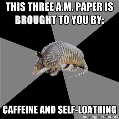 Cause & Effect Essay: Caffeine