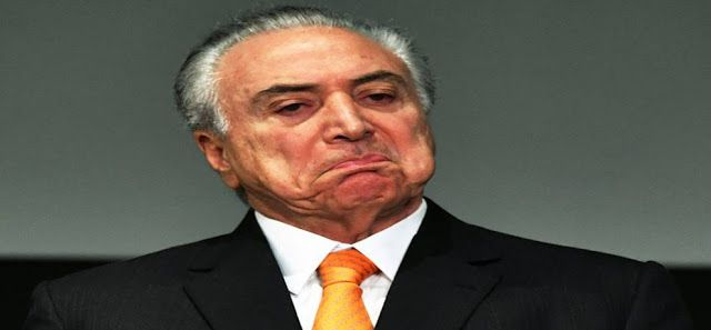 """Inician debate contra Michel Temer por corrupción en Brasil La Procuraduría lo señaló como miembro de una """"organización delictiva"""" que recaudó unos 175 millones de dólares de sobornos en el marco de la causa Lava Jato"""