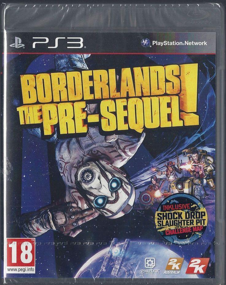 Playstation 3 borderlands le pre suite version allemande