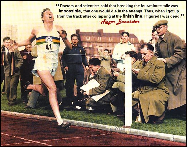 meet bannister singles Sir roger bannister  her pal £700 and offered to rent a flat to meet for  as she watched her close friend serena play in a tenth wimbledon singles final.
