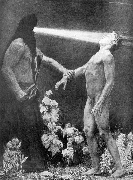 sascha schneider - Hypnosis