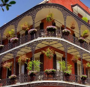 Things to do in Beautiful New Orleans - It's a great family destination, not just for Spring Break kids