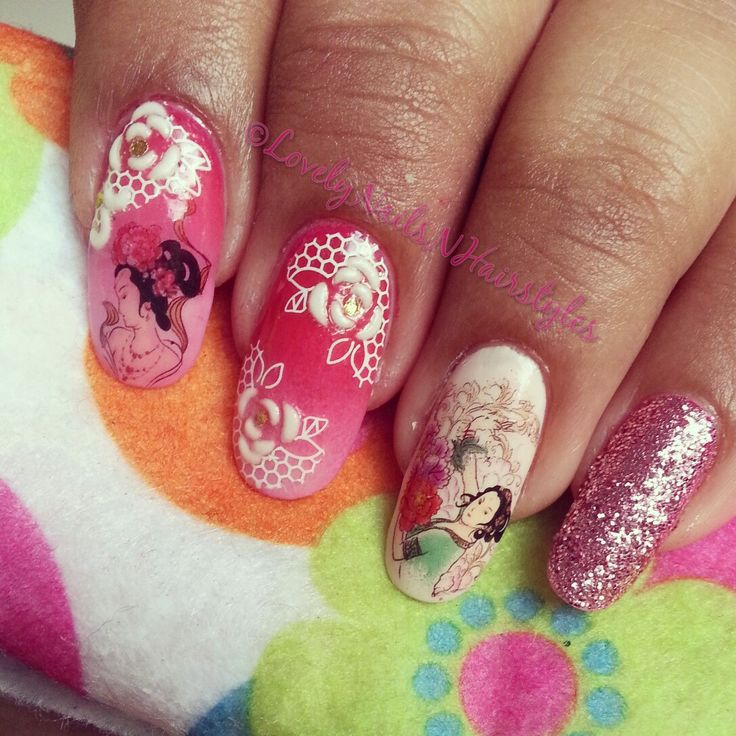 Women's day special : Mix n match nails #womendaynailchallenge #stnchallenges