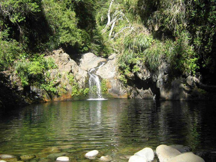 Esto es Vilches, una zona de Talca a la cordillera con hermosos ríos y excelentes lugares para acampar.