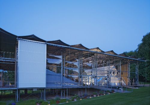 Garsington Opera Pavilion, Wormsley Estate