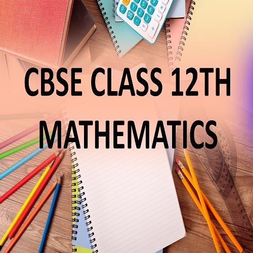 Online CBSE class 12 Mathematics/maths undoubtedly provide you the best quality and quantity mathematics video lectures for Boards exam preparation. Visit Here:- https://goo.gl/sX3wbc