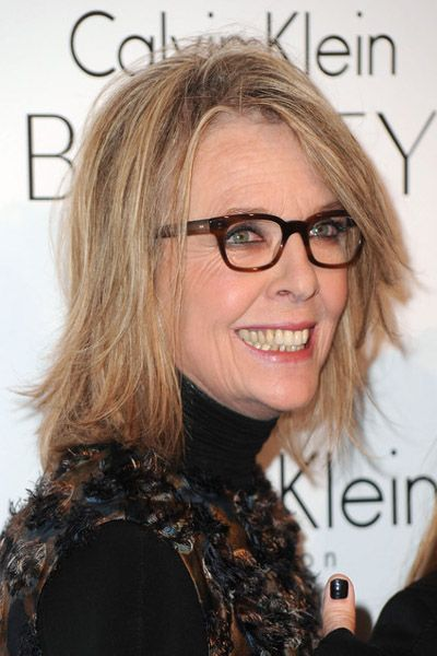 Diane Keaton Hairstyles   Google Search
