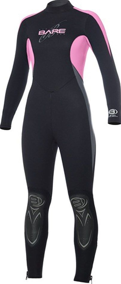 Women 47356: New 5/4Mm Bare Velocity Womens Full Scuba Diving Wetsuit Size 14+ Plus Pink -> BUY IT NOW ONLY: $139.98 on eBay!