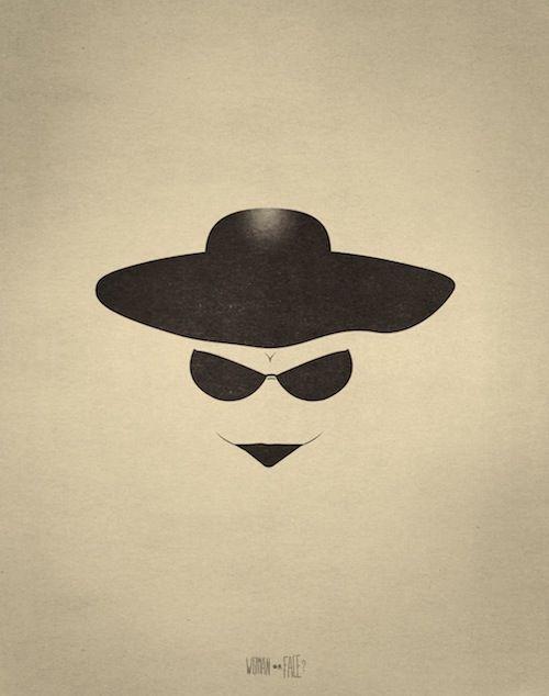 PREGNANCIA. se percibe un hombre con sombrero y lentes oscuros, luego al observar detenidamente se observa una mujer en bikini y con sombrero.