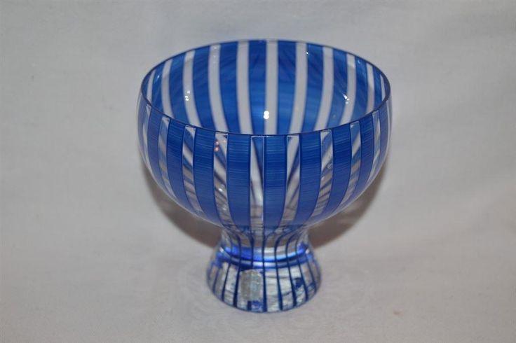 Coupeglas / Dessertskål - Strikt - Bengt Orup - Johansfors