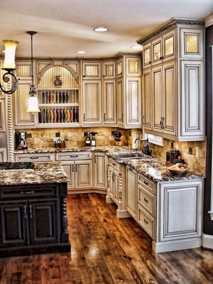 30+ Cute Kitchen Backsplash Design Ideas On A Budget ...