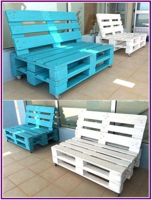 We have here an energizing plan of recycling a pallet wooden sofa on wheels. This will be one of your most energizing plans you have reused with pallet wood so far. If you prefer something different, then maybe you'd enjoy… Continue Reading →