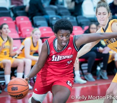 Wesmen Faith Hezekiah Named Canada West Female 2nd Star of the Week   For the second consecutive week a member of the University of Winnipeg Wesmen Women's Basketball team has been recognized for her outstanding play. The University of Winnipeg Wesmen in conjunction with the Canada West Universities Athletics Association announced today that second year forward Faith Hezekiah has been named the Canada West Female 2nd Star of the Week for the week ending February 12 2017. Teammate Antoinette…