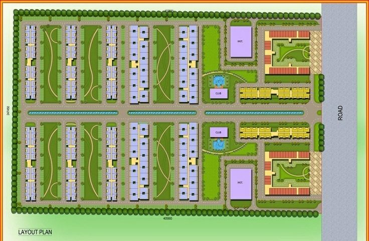 Site Plan -Office Space.