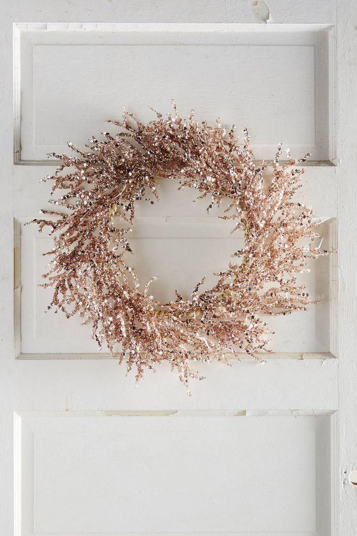 I MUST HAVE THIS! Anthro wreath @jleeshepherd @patsylynn shopping?!