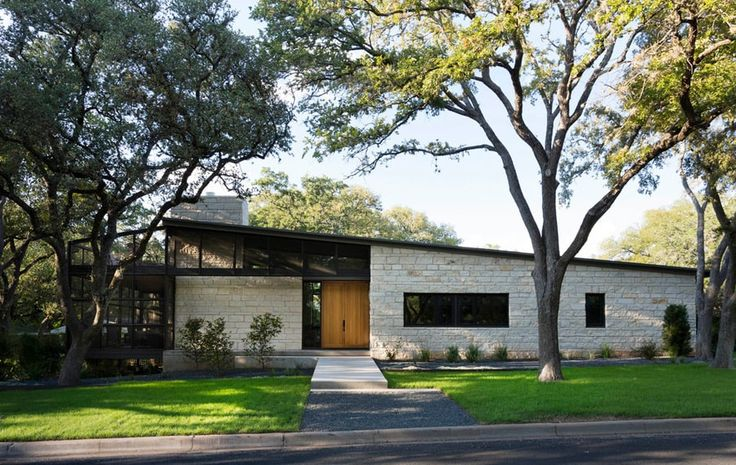 A masterpiece; mid-century renovation