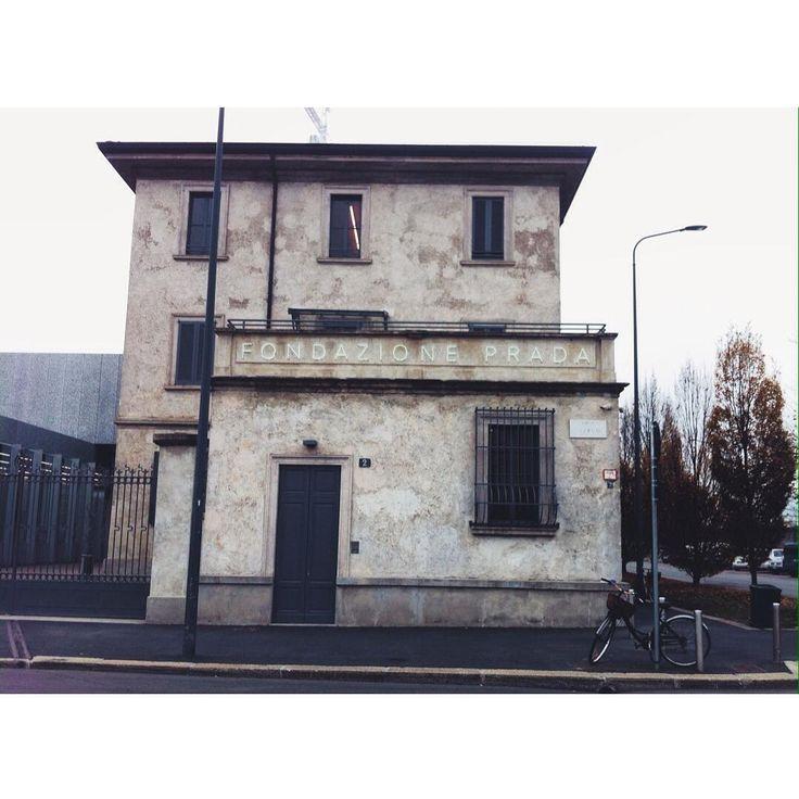 Fondazione Prada _ Milan