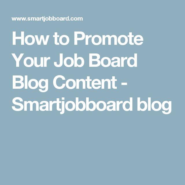 61 best women entrepreneurs images on pinterest branding design how to promote your job board blog content smartjobboard blog fandeluxe Gallery