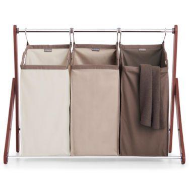 Michael Graves Design Triple Laundry Sorter   JCPenney