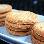 Whole Wheat Butter Digestive Cookies Recipe | Eggless Cooking