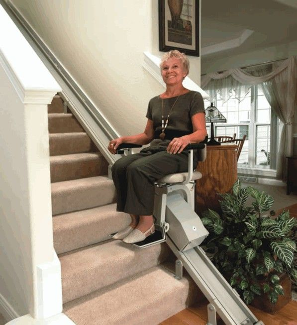 Stair Chair Designs and Styles | Business Directory and FREE Referral Service connecting you to Mobility Professionals.