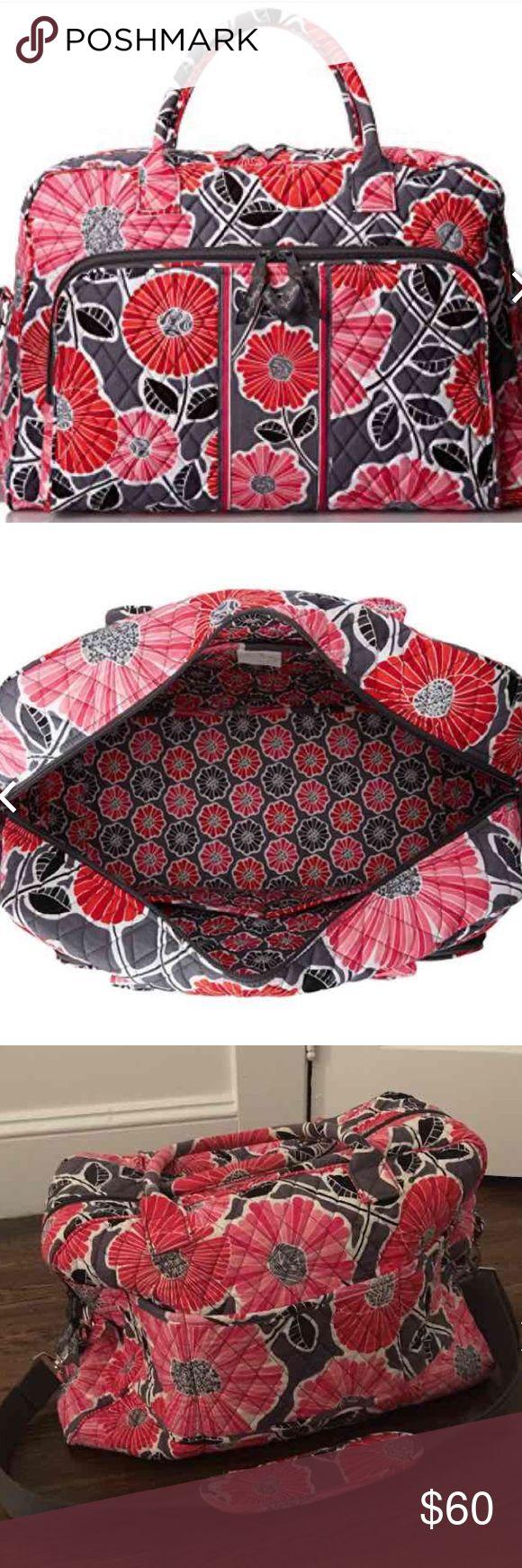 "Vera Bradley Koffer Vera Bradley Koffer. Muster heißt ""Kirschblüte"" …."