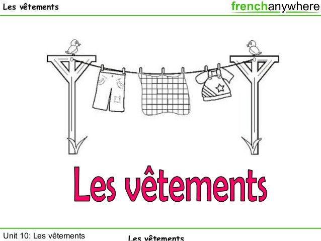 Vëtements by departamentofrancesiessigloxxi via slideshare