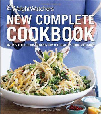 Weight Watchers New Complete Cookbook Ring-bound – Dec 3 2010
