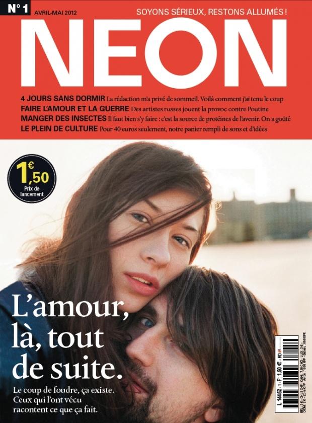 NEON n°1 - avril/mai 2012